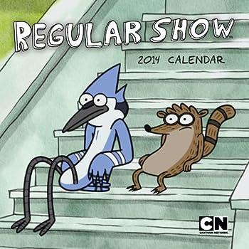 Regular Show 2014 Wall Calendar