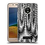 Head Case Designs Offizielle Turnowsky B&G Wellig Modelle Soft Gel Hülle für Motorola Moto G5