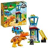 LEGO DUPLO Jurassic World T-Rex Aussichtsplattform (10880), Dinosaurierspielzeug - LEGO