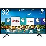 """Hisense H32BE5500 Smart TV LED HD 32"""", USB Media Player, Tuner DVB-T2/S2 HEVC Main10 [Esclusiva Amazon - 2019]"""