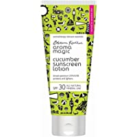 Aroma Magic Cucumber Sunscreen Lotion SPF- 30 100ML Each (100ML, Pack Of 1)