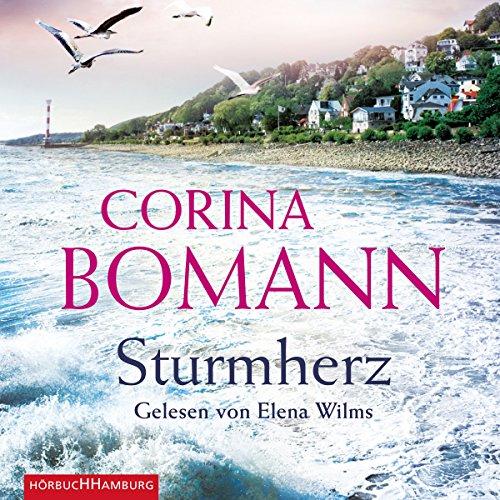 Buchseite und Rezensionen zu 'Sturmherz' von Corina Bomann