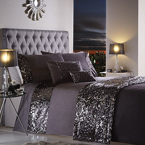 Luxury Sparkling Sequin Double B...