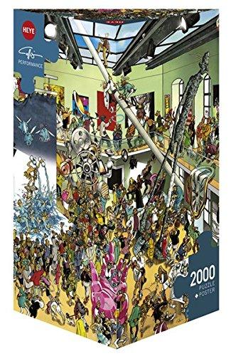 Heye - Puzzle de 2000 Piezas (HEYE-29635)