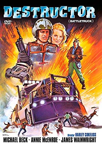 Destructor DVD Warlords of the 21st Century (Battletruck)