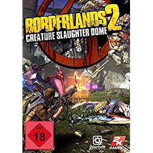 Borderlands 2 – Creature Slaughter Dome DLC [Mac Steam Code]