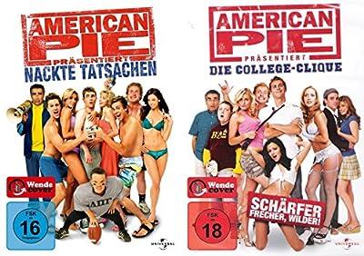 American Pie 5: Nackte Tatsachen + American Pie 6: Die College-Clique (2-DVD)