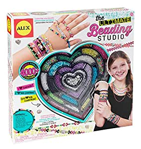 Alex toys do it yourself wear the ultimate beading studio for Alex co amazon