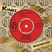 Kinks Beginnings 3cd Set