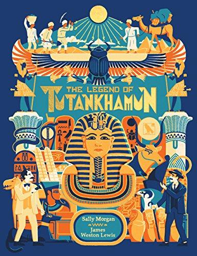 The Legend of Tutankhamun (English Edition)