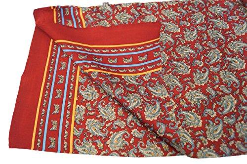 Legende - Echarpe - Homme multicolore Mehrfarbig Taille Unique Rouge