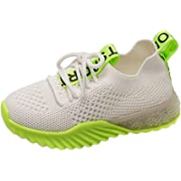 FRAUIT Scarpe Bambina da Ginnastica Scarpe Bambino Con Luci Sneakers Bambini Ragazzi Scarpe da Corsa Scarpe Sportive…