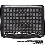 AME Automatten-Experts 231855 Gummi-Kofferraumwanne mit 3cm Schmutzrand