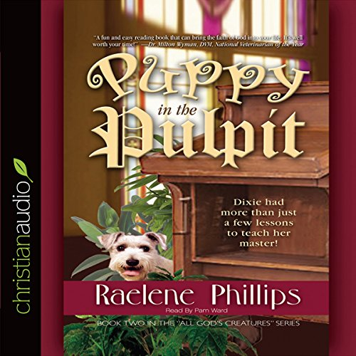 The Puppy in the Pulpit  Audiolibri