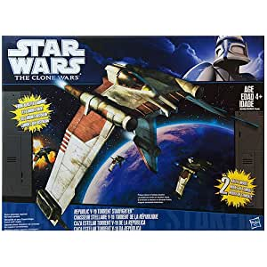 Star Wars Republic V-19 Torrent Starfighter Vehicle