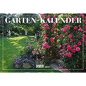 Garten-Kalender 2017 - Broschürenkalender - Wandkalender - mit Jahresplaner - Format 42 x 29 cm