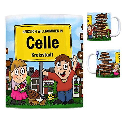 trendaffe - Herzlich Willkommen in Celle Kaffeebecher
