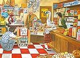 Ravensburger The Corner Shop 100pc Jigsaw Puzzle