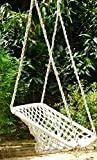 #3: DC ECO Swing Chair / Jhula For Adults Nylon Hanging Rope Swing, home decor