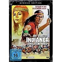 Die große Indianer Spielfilmbox - mit 13 Apachen Klassiker