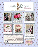 Bustle & Sew Magazine March 2014: Issue 38