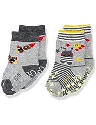 Sterntaler Baby-Jungen Socken Abs-Krabbelsöckchen Dp Rakete