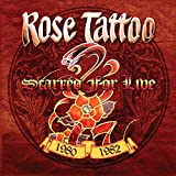 Rose Tattoo: Scarred For Live 1980-1982 (Audio CD)