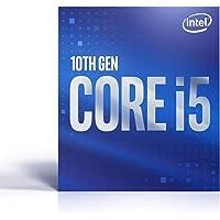 Intel® Core™ i5-10500 Desktop-Prozessor (6 Kerne bis zu 4,5 GHz LGA1200 (Intel® 400 Serie) 65 W, Modellnummer…