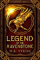 Legend of the Ravenstone: Ravenstone Saga - Book 1