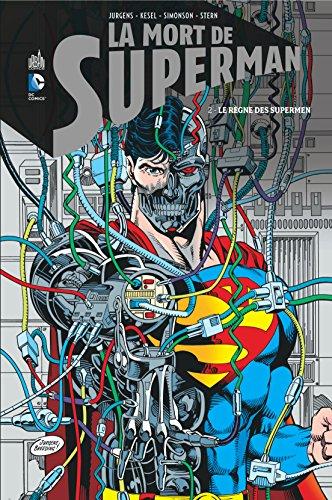 La Mort de Superman, tome 2 : Le Règne des Supermen