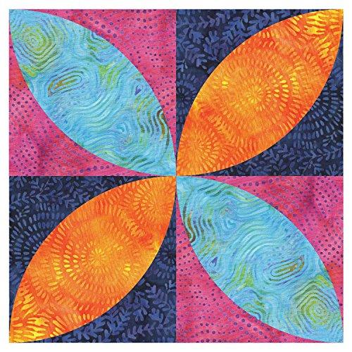 AccuQuilt 55455 Stanzform Orange Peel (Cutter Fabric Electric)