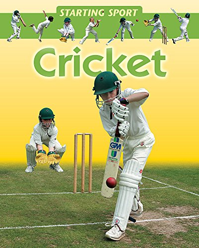 Cricket (Starting Sport) por Rebecca Hunter