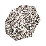 KITUmbrella kitchor custoimzed Dackel Faltbar Regenschirm