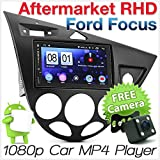 Ford Focus MK1 1998–2004 Android Auto MP3-Player Stereo Radio GPS Faszie Kit MP4