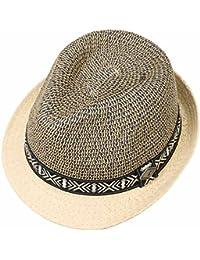 Amazon.it  cappello di paglia - CHILLOUTS  Abbigliamento d28a786c5712
