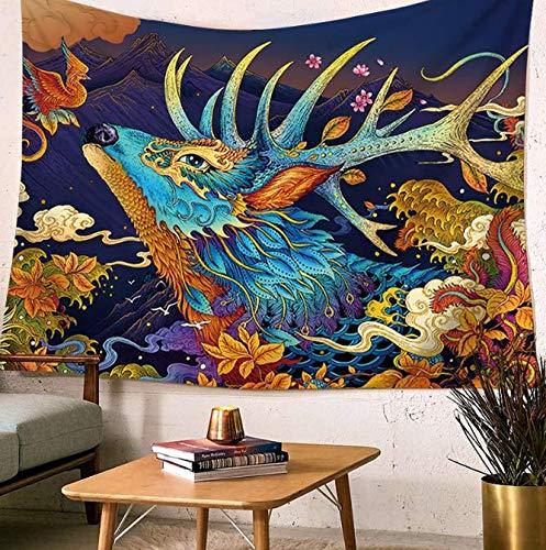 FEJK Tapiz Pintura Arte hogar Decoración Dormitorio