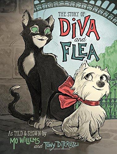 The  Story of Diva & Flea (Diva and Flea) por Mo Willems