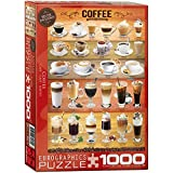 Eurographics Puzzle 1000 Pc - Coffee NEW (EG60000589)