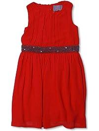 acc4ce48aa36a2 Creamie Kleid mit Perlendetail in der Taille
