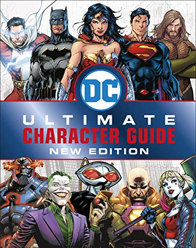 DC Comics Ultimate Character Guide New Edition por DK