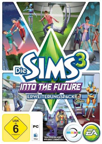 Die Sims 3: Into the Future Erweiterungspack [PC/Mac Online Code] (Sims 3 Downloads)