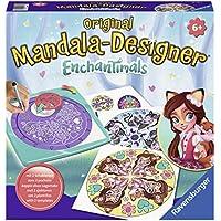 Ravensburger Original Mandala Designer 29715 29715-Mandala  Enchantimals-Mandala 4e58cc536c8