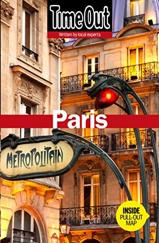 Paris Time Out Guide - 23rd Edition (Time Out Guides) por Vv.Aa.