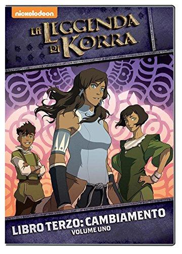 La Leggenda di Korra: Libro Terzo - Il Cambiamento (Vol.1) (DVD)