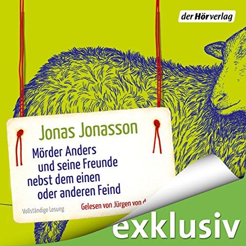Buchseite und Rezensionen zu 'Mörder Anders und seine Freunde' von Jonas Jonasson