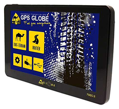 Gps Globe 700S II GPS Tout-Terra...