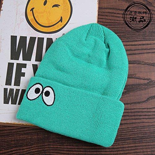 ELECTROPRIME Children Kids Girls Boys Winter Warm Caps Hat Crochet Knit Hat Winter Skullcap