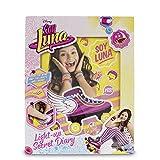 SOY LUNA 70270001 - Disney Tagebuch mit Licht