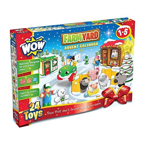 WOW Toys Farmyard Advent Calendar