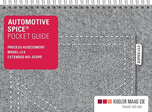 Automotive SPICE Pocket Guide: Process Assesment Model v3.1 Extended VDA Scope